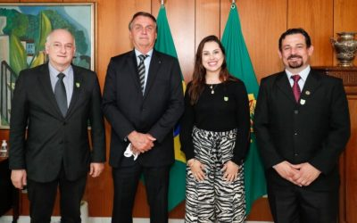 President of the Republic received representatives of the 2021 Deaflympics